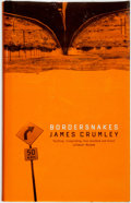 Books:Mystery & Detective Fiction, James Crumley. SIGNED. Bordersnakes. [London]: HarperCollinsPublishers, [1997]. ...