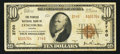 National Bank Notes:Virginia, Lynchburg, VA - $10 1929 Ty. 2 The Peoples NB Ch. # 2760. ...