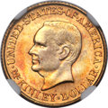 Commemorative Gold, 1916 G$1 McKinley MS67+ NGC....