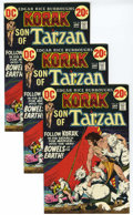 Bronze Age (1970-1979):Miscellaneous, Korak, Son of Tarzan #50 Multiple Copies Group (DC, 1973)Condition: Average FN. Group consists of 20 copies of Korak, Son...(Total: 20)