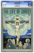 Golden Age (1938-1955):Religious, The Life of Christ #301 File Copy (Catechetical Guild, 1949) CGCGD/VG 3.0 Cream to off-white pages. Not listed in Overstree...