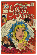 Bronze Age (1970-1979):Romance, Secrets of Young Brides #1 (Charlton, 1975) Condition: NM-.Overstreet 2006 NM- 9.2 value = $22....