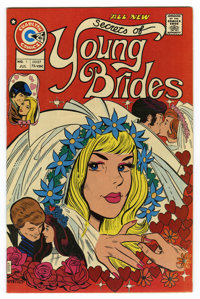 Secrets of Young Brides #1 (Charlton, 1975) Condition: NM-. Overstreet 2006 NM- 9.2 value = $22