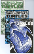 Modern Age (1980-Present):Superhero, Teenage Mutant Ninja Turtles #2 through 9 Group (Mirage Studios,1984-86) Condition: Average VF+. This group contains issues...(Total: 8 Comic Books)