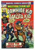 Bronze Age (1970-1979):Western, Western Team-Up #1 (Marvel, 1973) Condition: VF/NM. Features the Rawhide Kid and the Dakota Kid (first appearance). Larry Li...