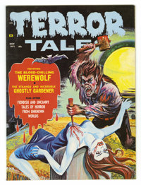 Terror Tales (Magazine) V3#6 (Eerie Publications, 1971) Condition: VF/NM. Overstreet 2006 VF/NM 9.0 value = $31; NM- 9.2...