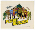 "Animation Art, ""The New Animated Adventures of Flash Gordon"" Animation CelOriginal Art (Filmation, 1980). Flash Gordon blasts off to the p..."