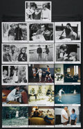 """Movie Posters:Comedy, Annie Hall (United Artists, 1977). Mini Lobby Card Set of 8 (8"""" X 10"""") and Stills (8) (8"""" X 10""""). Comedy. Directed by Woody ... (Total: 16 Items)"""