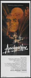 """Movie Posters:War, Apocalypse Now (United Artists, 1979). Insert (14"""" X 36""""). War.Directed by Francis Ford Coppola. Starring Martin Sheen, Rob..."""