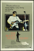 """Movie Posters:Musical, The Buddy Holly Story (Columbia, 1978). One Sheet (27"""" X 41""""). Musical Drama. Directed by Steve Rash. Starring Gary Busey, D..."""