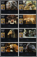 "Movie Posters:Fantasy, The Dark Crystal (Universal, 1982). Lobby Card Set of 8 (11"" X14""). Fantasy. Directed by Jim Henson and Frank Oz. Starring ...(Total: 8 Items)"