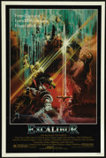 "Movie Posters:Fantasy, Excalibur (Warner Brothers, 1981). One Sheet (27"" X 41""). FantasyAdventure. Directed by John Boorman. Starring Nigel Terry,..."