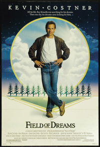 """Field of Dreams (Universal, 1989). One Sheet (27"""" X 41""""). Double-sided. Sports Fantasy. Directed by Phil Alden..."""