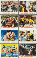"""Movie Posters:Musical, The Student Prince & Other Lot (MGM, 1954). Lobby Card Sets of 8 (2) (11"""" X 14""""). Musical.. ... (Total: 16 Items)"""