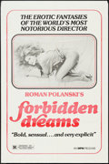 """Movie Posters:Adult, Diary of Forbidden Dreams & Other Lot (Motion Picture Marketing, R-1979). One Sheets (2) (27"""" X 41"""") R Rated Style. Adult. R... (Total: 2 Items)"""