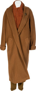 "Movie/TV Memorabilia:Costumes, A Goldie Hawn Coat and Other Costume Pieces from the Woody AllenFilm ""Everyone Says I Love You.""..."