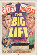 "Movie Posters:Drama, The Big Lift (20th Century Fox, 1950). One Sheet (27"" X 41""). Drama.. ..."