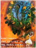 Books:Art & Architecture, Marc Chagall, subject. Jacques Lassaigne, author. The Ceiling of the Paris Opera: Sketches, Drawings and Paintings....
