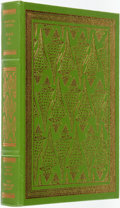 Books:Fine Bindings & Library Sets, Winston Groom. SIGNED. Gump & Co. Franklin Center: The Franklin Library, 1995....