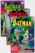Silver Age (1956-1969):Superhero, Batman Box Lot (DC, 1966-91) Condition: Average FN+....