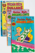 "Silver Age (1956-1969):Miscellaneous, Harvey Miscellaneous Silver to Modern Age File Copy ""Extra"" ComicsShort Box Group (Harvey, 1960s-80s) Condition: Average NM-...."