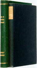 Books:Literature 1900-up, [Poetry]. Rupert Brooke. 1914 and Other Poems. London:Sidgwick & Jackson, 1915. First edition. ...