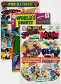 Bronze Age (1970-1979):Superhero, World's Finest Comics Short Boxes Group (DC, 1967-85) Condition: Average FN.... (Total: 2 Box Lots)