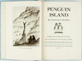 Books:Literature Pre-1900, Malcolm Cameron, illustrations. SIGNED/LIMITED. Anatole France.Penguin Island. New York: The Limited Editions C...