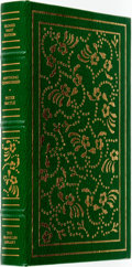 Books:Fine Bindings & Library Sets, Peter Mayle. SIGNED. Anything Considered. Franklin Center: The Franklin Library, 1996....