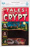 Golden Age (1938-1955):Horror, Tales From the Crypt #28 Gaines File pedigree (EC, 1952) CBCS VF/NM9.0 Off-white pages....
