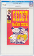Silver Age (1956-1969):Alternative/Underground, Ghost Mother Comics #1 (Pirate Press, 1969) CGC NM/MT 9.8 Off-whitepages....