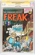 Bronze Age (1970-1979):Alternative/Underground, The Fabulous Furry Freak Brothers #1 First Printing - Signature Series (Rip Off Press, 1971) CGC FN 6.0 Off-white to white pag...