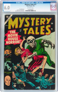 Golden Age (1938-1955):Horror, Mystery Tales #17 (Atlas, 1954) CGC FN 6.0 Off-white pages....