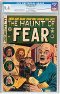Golden Age (1938-1955):Horror, Haunt of Fear #8 Gaines File pedigree 3/12 (EC, 1951) CGC NM 9.4Off-white to white pages....