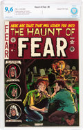 Golden Age (1938-1955):Horror, Haunt of Fear #9 Gaines File pedigree 12/12 (EC, 1951) CBCS NM+ 9.6White pages....