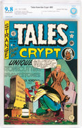 Golden Age (1938-1955):Horror, Tales From the Crypt #20 Gaines File pedigree (EC, 1950) CBCS NM/MT9.8 Off-white to white pages....