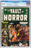 Golden Age (1938-1955):Horror, Vault of Horror #20 Gaines File pedigree 11/12 (EC, 1951) CGC NM/MT9.8 White pages....