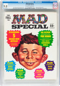 Magazines:Mad, MAD Special #1 (EC, 1970) CGC NM/MT 9.8 Off-white to white pages....