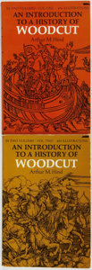 Books:Art & Architecture, Arthur M. Hind. An Introduction to a History of Woodcut. New York: Dover Publications, [1963].... (Total: 2 Items)
