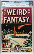 Golden Age (1938-1955):Science Fiction, Weird Fantasy #12 Gaines File pedigree 9/12 (EC, 1952) CGC NM+ 9.6Off-white to white pages....