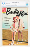 Silver Age (1956-1969):Romance, Barbie and Ken #4 (Dell, 1963) CBCS NM+ 9.6 White pages....