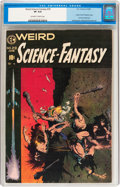 Golden Age (1938-1955):Science Fiction, Weird Science-Fantasy #29 (EC, 1955) CGC VF 8.0 Off-white to whitepages....