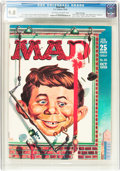Magazines:Mad, Mad #50 Gaines File pedigree (EC, 1959) CGC NM/MT 9.8 Off-white towhite pages....