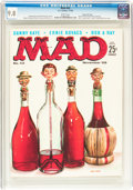 Magazines:Mad, Mad #42 Gaines File pedigree (EC, 1958) CGC NM/MT 9.8 White pages....