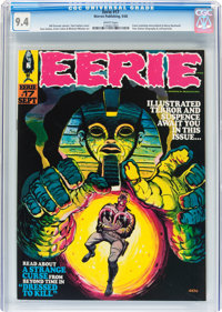 Eerie #17 (Warren, 1968) CGC NM 9.4 White pages