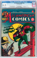 All-American Comics #16 (DC, 1940) CGC FN+ 6.5 Cream to off-white pages