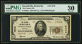 National Bank Notes:Kentucky, Russellville, KY - $20 1929 Ty. 2 The Citizens NB Ch. # 6546. ...