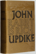 Books:Literature 1900-up, John Updike. SIGNED/LIMITED. Rabbit is Rich. New York:Alfred A. Knopf, 1981....