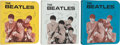 Music Memorabilia:Memorabilia, A Group of Beatles Three-Ring Binders (US, 1964).... (Total: 3Items)