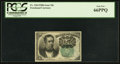 Fractional Currency:Fifth Issue, Fr. 1264 10¢ Fifth Issue PCGS Gem New 66PPQ.. ...